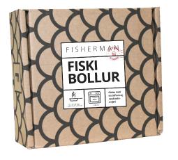 Fisherman fiskihakkbollur, 1,8kg
