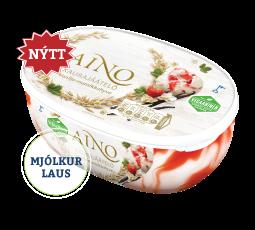 Aino Haframjolkuris vanillu og jardarberja 850 ml